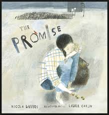 We have been reading 'The Promise' by Nicola Davies